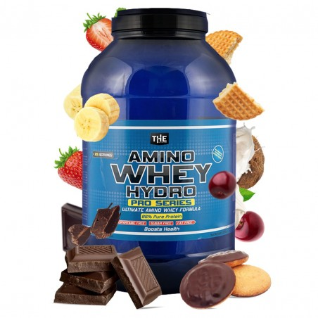 THE Amino Whey Hydro 3.500 g