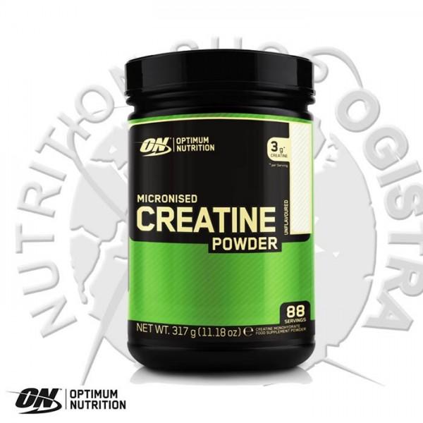 Kreatin Monohidrat mikronizovni 300 grama Optimum Nutrition