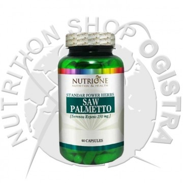 Saw Palmetto Nutrione 60 kapsula