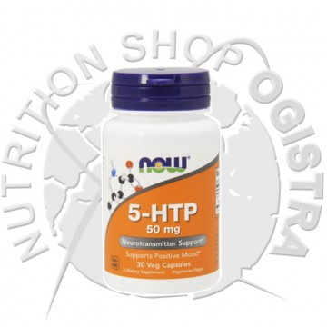 5-HTP Now Food 50 mg,30 mg