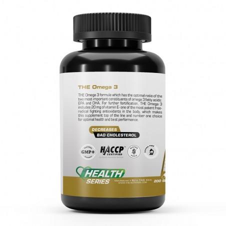 Omega 3 THE Nutrition 200 soft gel kapsula/Esencijalne masne kiseline