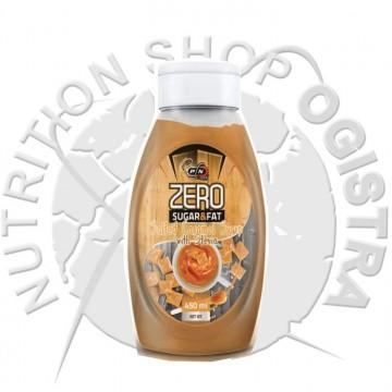 Zero Calorie Syrup – Salted Caramel 450 ml (na ovaj proizvod nema dodatni poopust)