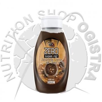 Zero Calorie Syrup – Chocotella 450 ml (na ovaj proizvod nema dodatni popust)
