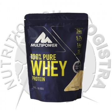 100 % Pure Whey 450 grama Multipower