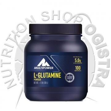 L-Glutamin 500 grama Multipower