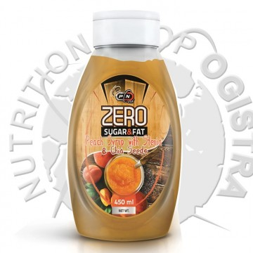 Zero Calorie Syrup-Breskva 450 ml(na ovaj proizvod nema dodatni popust)