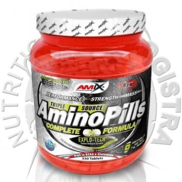 AMIX Amino Pills 330tableta