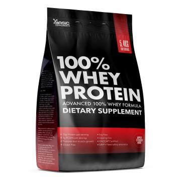 THE Basic 100%  Whey protein 5400 grama