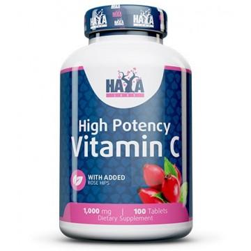 High Potency Vitamin C 1000 mg - 100 tableta