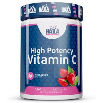 High Potency Vitamin C 1000 mg - 250 kapsula