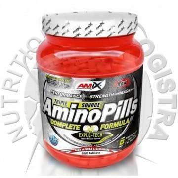 Amix Amino Pills 660 tableta