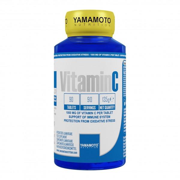 Vitamin C 1000mg┃YAMAMOTO NUTRITION