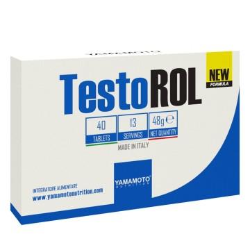 TestoROL 40 Caplets
