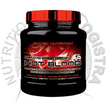 Hot Blood 820 g