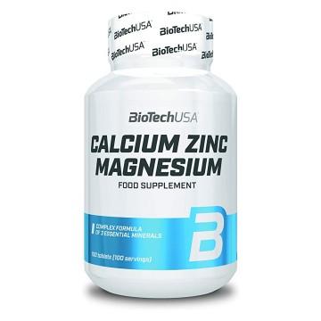 BioTech kalcijum cink magnezijum