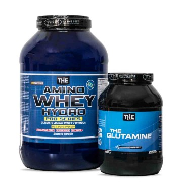 THE NUTRITION XXL PAKET -...