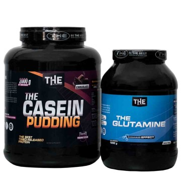 THE GLUTAMIN 1 kg+THE...