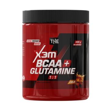 x3m bcaa + glutamine
