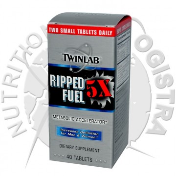 Ripped Fuel 5X- Metabolic Accelerator 40tableta