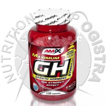 Amix® – GH Stimulant Maximum 120 kapsula