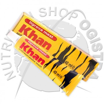 Khan tigrova antireumatska mast 40ml
