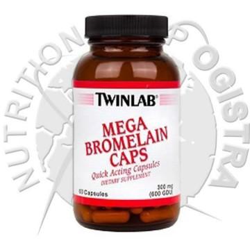 Mega Bromelain caps 90 kapsula