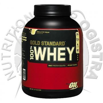 100% Whey Protein Gold Standard 2300 gr (na ovaj proizvod se NE ODOBRAVA dodatni popust od 10% )
