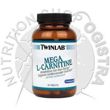 Twin Lab Mega L-carnitin 60 tableta