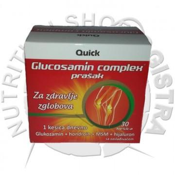 Glukosamin Complex QICK 30 kapsula