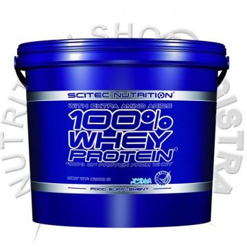 100% Whey protein 2300g