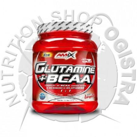 Glutamine + BCAA 530 grama