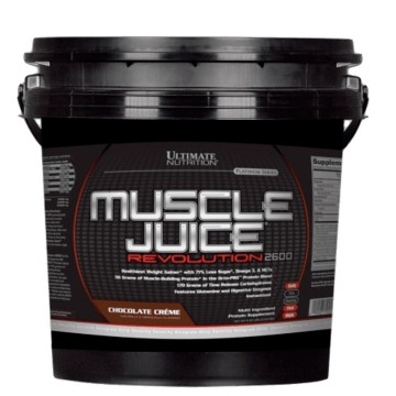 Musle Juice Revolution 2600 -5040g