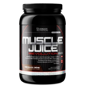 Muscle Juice Revolution 2600 (2100g)