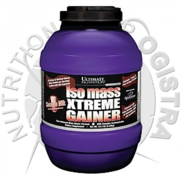 Iso Mass Extreme gainer 4580 g