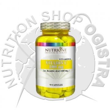 Vitamin C 1000 / 90 kapsula-NUTRIONE