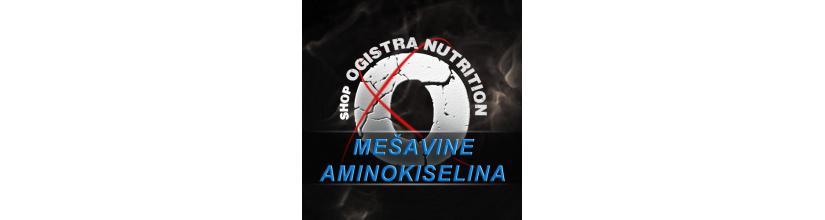Mesavina aminokiselina/Glutamin,BCAA,Citrulin /Oporavak i regeneracija